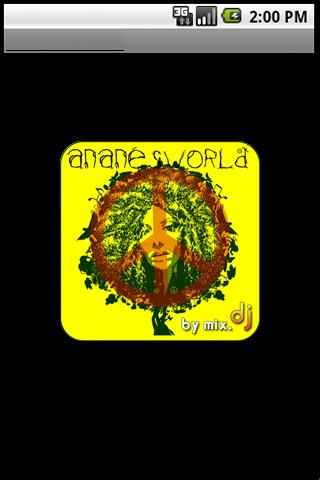 Anane's World by mix.dj - screenshot