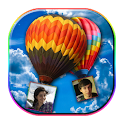 My Photo Hot Air Balloon LWP icon