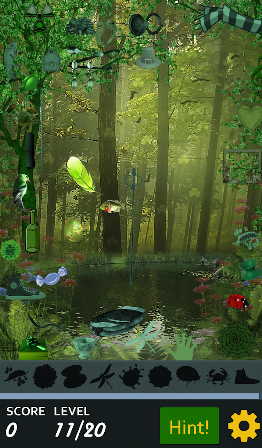 Hidden Object - Pot O' Gold- screenshot