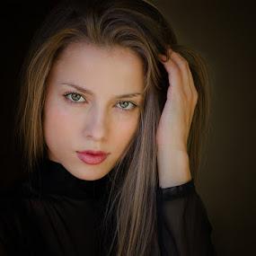 by Tanya Markova - People Portraits of Women