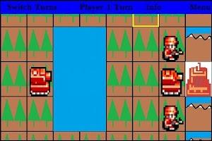 Screenshot of Open War Beta