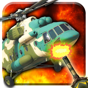 Helicopter Shoot in War for PC and MAC
