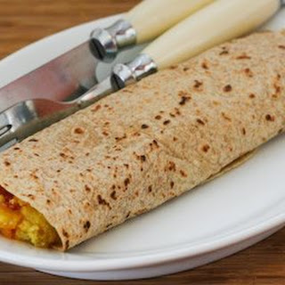 Egg Burritos To Die For.