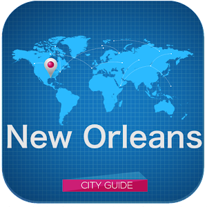 New orleans guide map hotels android apps on google play for Craft store new orleans