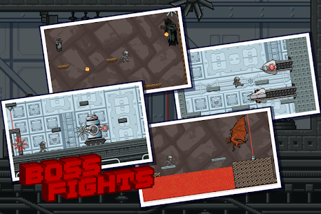 Epic Ninja - 2D Platformer - screenshot thumbnail
