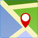 Maps Free GPS icon