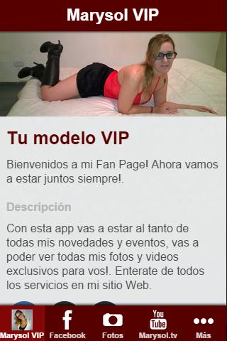 Marysol VIP