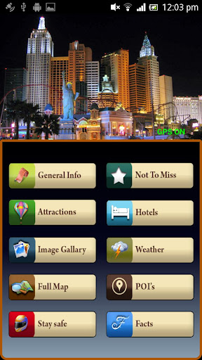 Las Vegas Offline Travel Guide