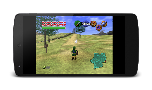 MegaN64 (N64 Emulator) 6.0 screenshots 4