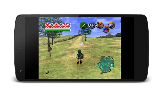 MegaN64 (N64 Emulator)- screenshot thumbnail