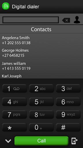 數字撥號器