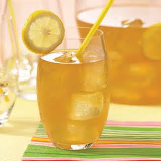 Cold Brew Lemon Lift Cooler.