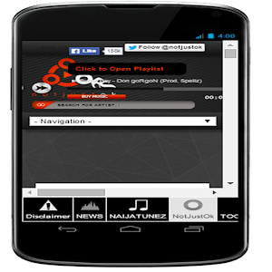 Apk  NAIJA MUSIC SITES 1.1M  download free for all Android