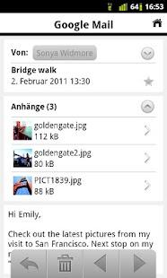 A1 Mobile Mail- screenshot thumbnail