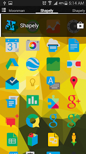Shapely Icon Pack- screenshot thumbnail