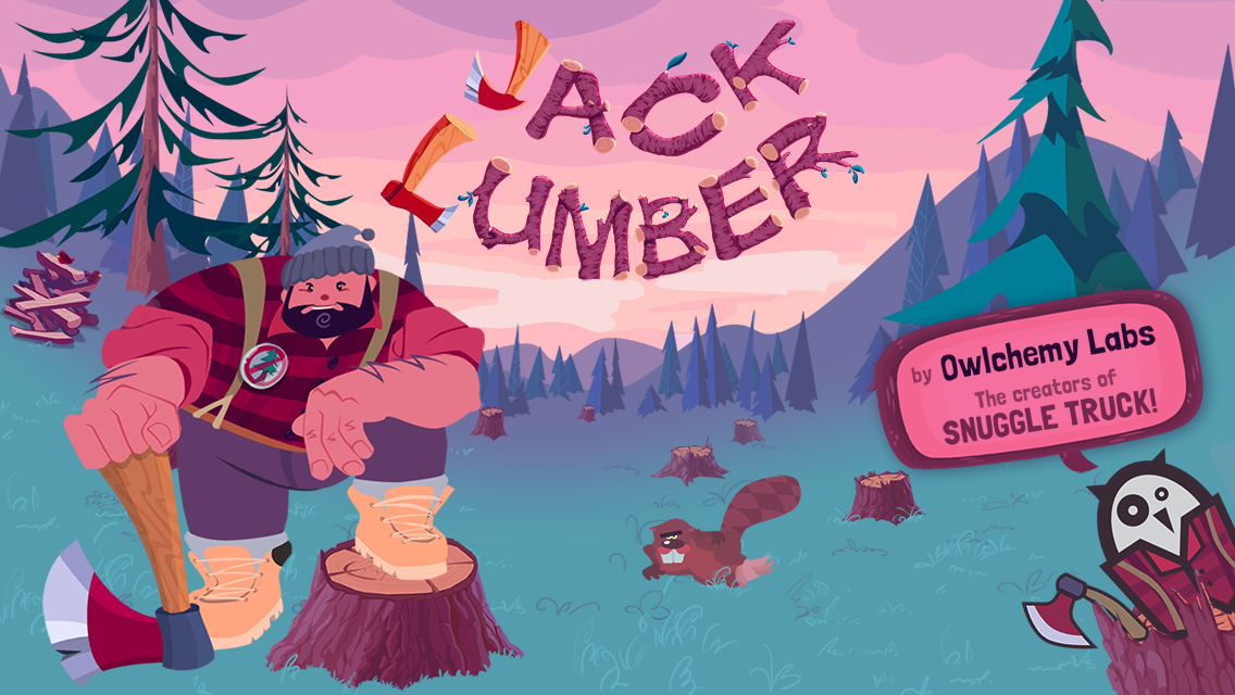 Jack Lumber - screenshot