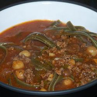 Tomato and Beef Soup Recipe