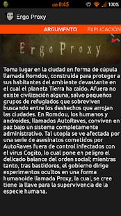 Ergo Proxy - Información