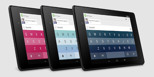 Fleksy Keyboard Free Screenshot 2