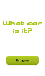 What car is it? Moto Quiz - screenshot thumbnail