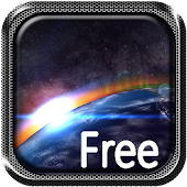 Space Free 3D Live Wallpaper