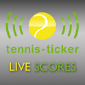 Tennis-Ticker Live Scores icon