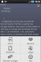 Screenshot of Speak Text Easy