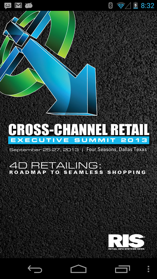 Cross-Channel Retail Executive - screenshot