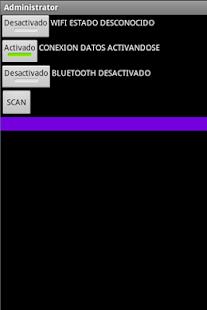 Administrator screenshot