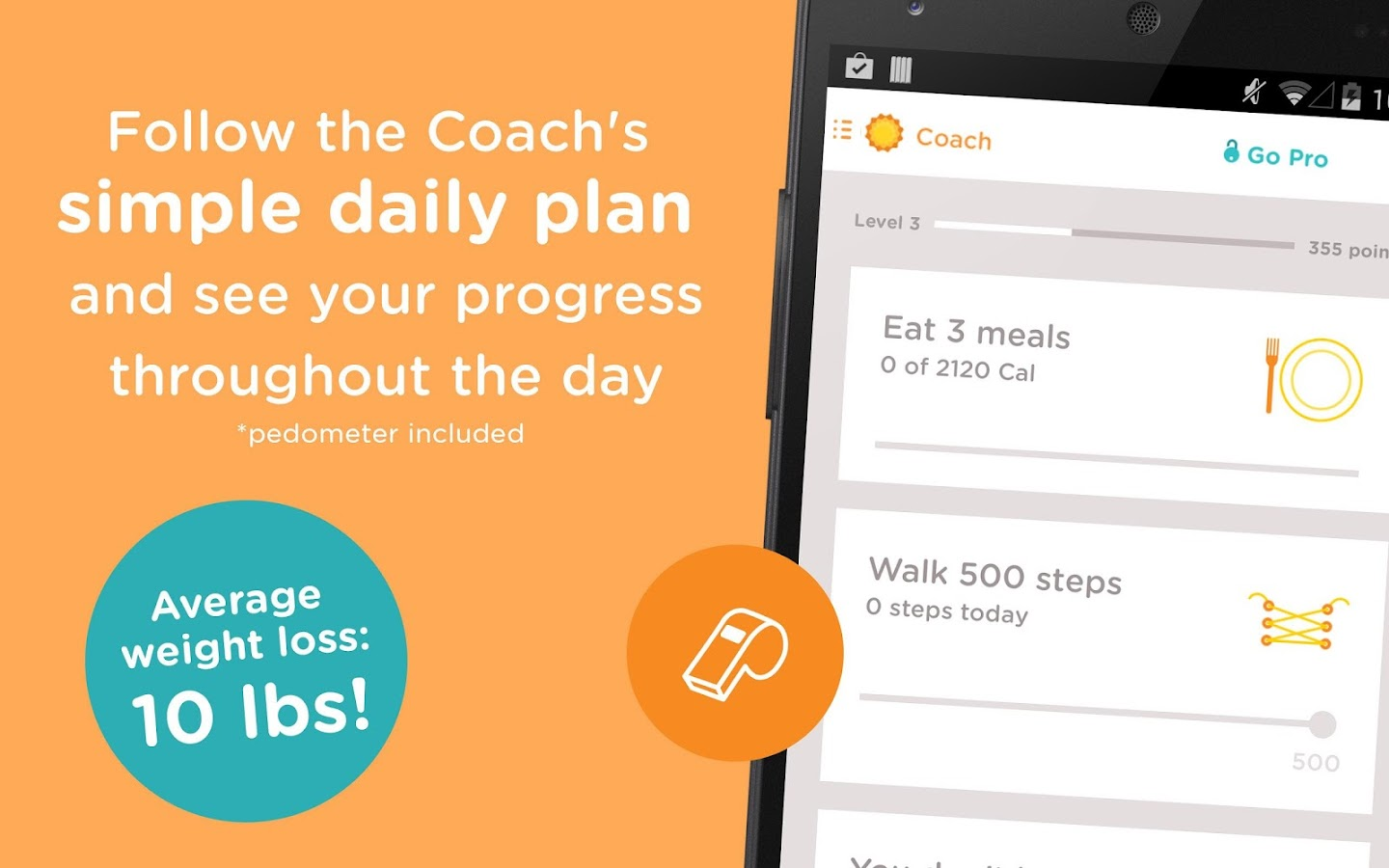 Noom Coach: Weight Loss Plan - screenshot