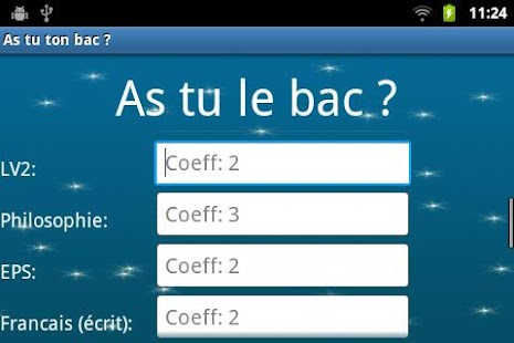 Fiches de Bac (physique)-FREE - screenshot thumbnail