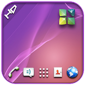 Xperia z2 next theme