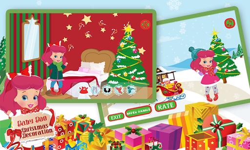 寶寶噓聖誕裝飾