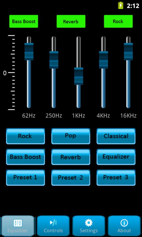 AUVIO EQ- screenshot