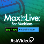 Max For Live: For Musicians