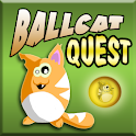 Ball Cat Quest logo