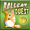 Ball Cat Quest logo