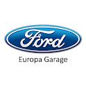 Ford Europa pechhulp locatie icon