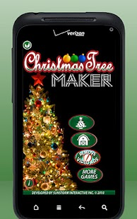 Christmas Tree Maker - screenshot thumbnail