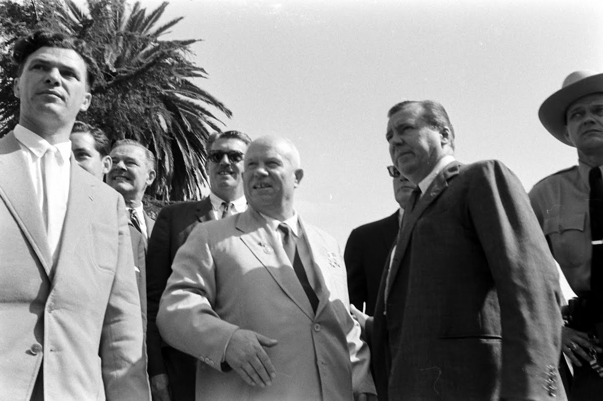 Khrushchev's Journey From La