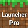 Установить  BlockLauncher Pro
