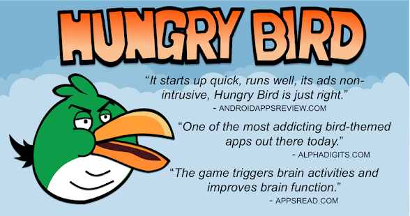 Hungry Bird- screenshot thumbnail