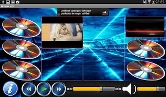 Screenshot of Dj Mixer