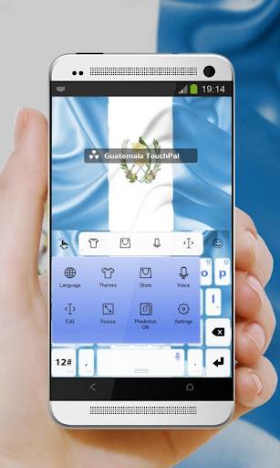 無料个人化Appのグアテマラキーボード|記事Game