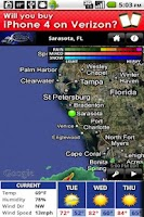 Screenshot of SuncoastWx
