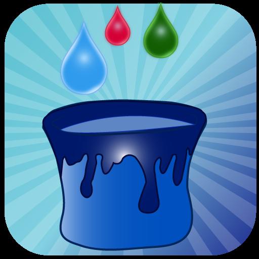 休閒App 油漆桶挑战 LOGO-3C達人阿輝的APP