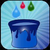 Paint Bucket Challenge