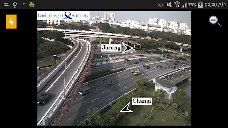 Cameras Singapore - Traffic 5.9.7 screenshot 1264662