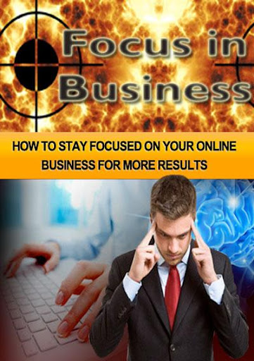 Focus In Business
