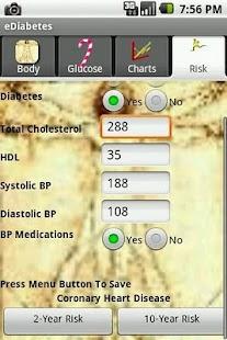 eDiabetes Pro- screenshot thumbnail